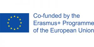 Co-funder by the Erasmus+ Programme of the European Union logo